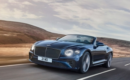 CONTINENTAL GT SPEED CONVERTIBLE - TurismoinAuto.com