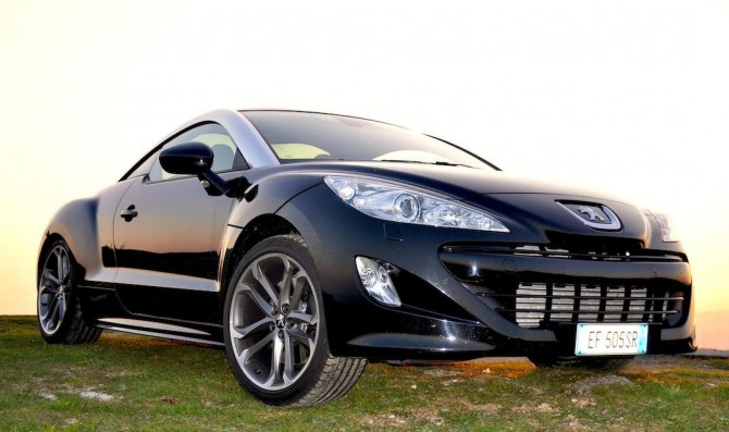 PEUGEOT RCZ in quota - TurismoinAuto.com