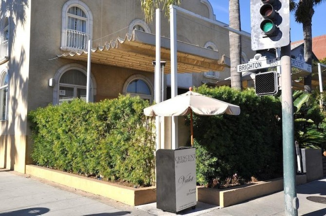 Crescent Hotel - Beverly Hills (Los Angeles) - TurismoinAuto.com